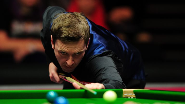 Ricky Walden's form proved too inconsistent to challenge Allen