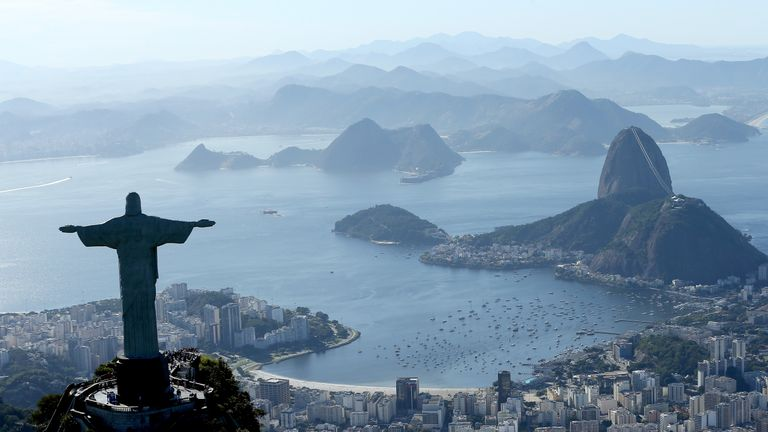 Rio de Janeiro state declares financial disaster with Olympics looming |  Olympics News | Sky Sports