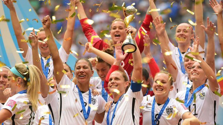 USA won their third Women's World Cup in 2015