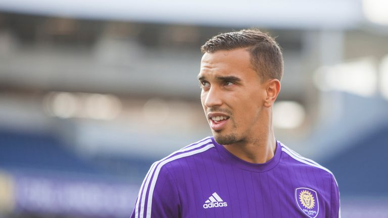 Seb Hines was also on target for Orlando (Pic: Orlando City)