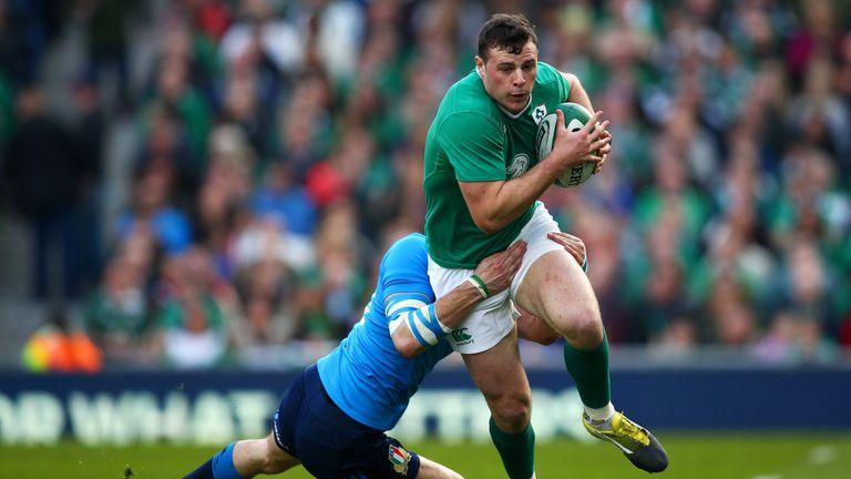 Robbie Henshaw is maturing fast, says Stuart Barnes