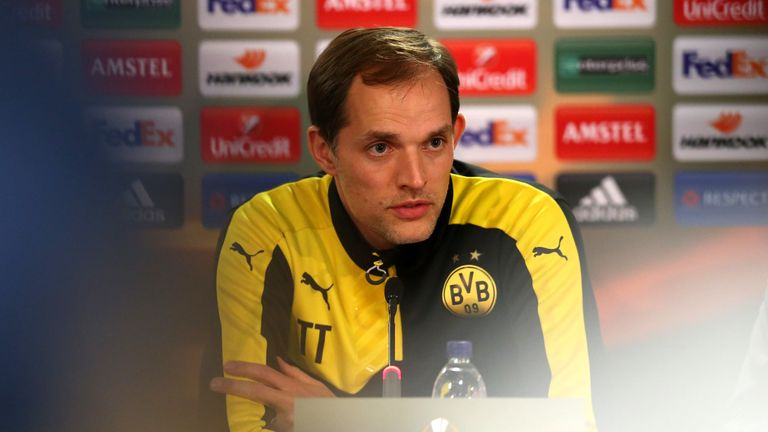 Thomas Tuchel admits Ilkay Gundogan's future at Borussia Dortmund is uncertain