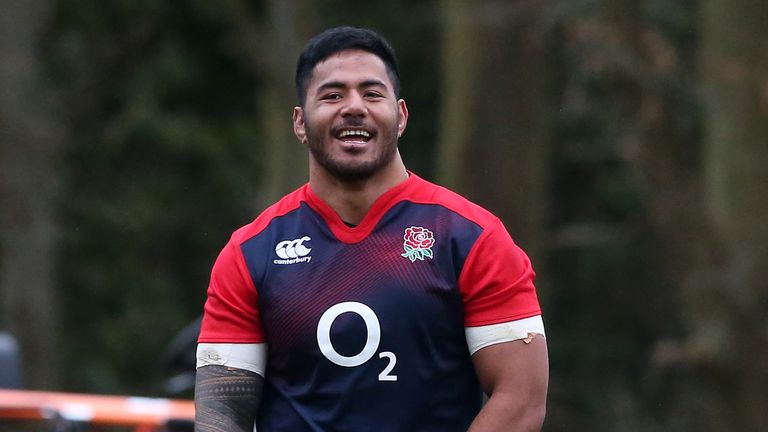 Tuilagi appeared as a late replacement for England against Wales in February