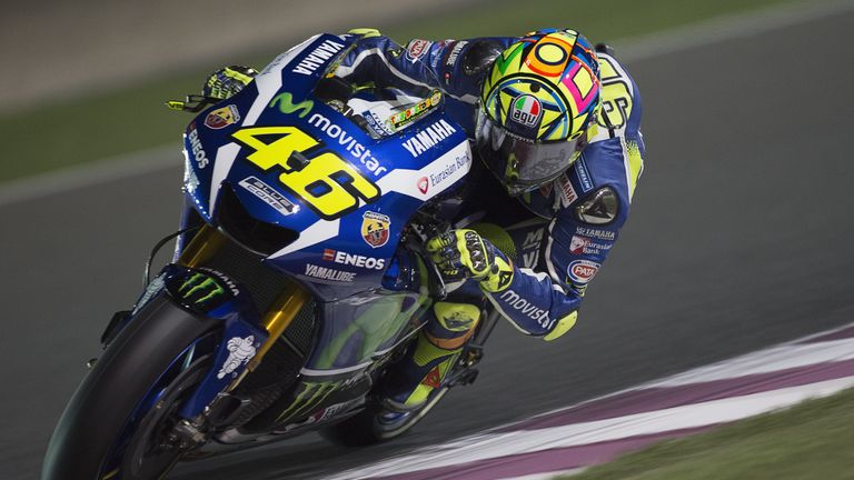 Valentino Rossi will be replaced by Michael van der Mark at the Aragon MotoGP