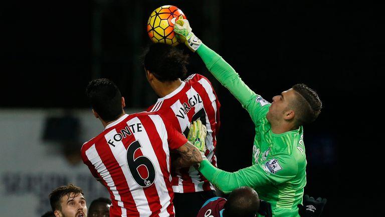 Van Dijk has built up an impressive partnership with Jose Fonte