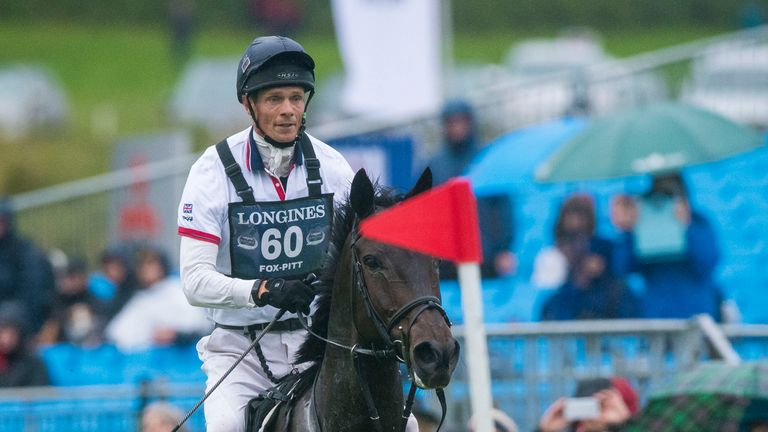 William Fox-Pitt will not be defending his title at Badminton this year