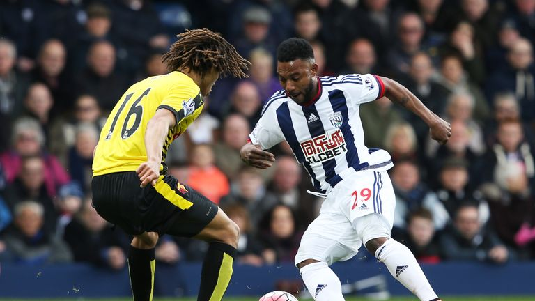 Stephane Sessegnon has been released by West Brom