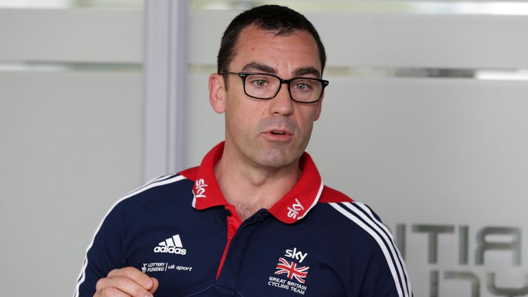 Andy Harrison will oversee British Cycling's build-up to the Olympic Games