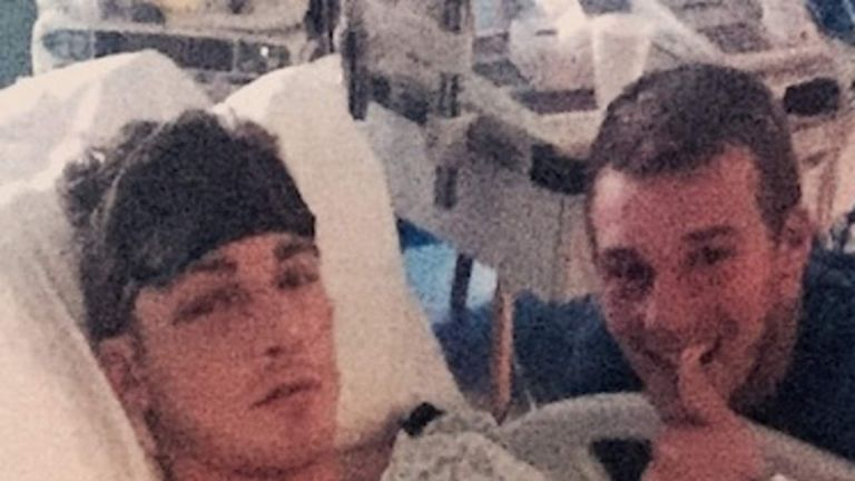 Blackwell woke from his induced coma seven days after his bout with Chris Eubank Jr