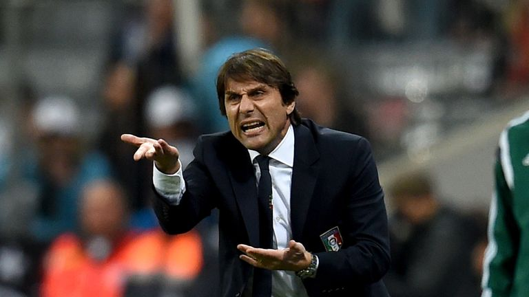 Antonio Conte will take charge of Chelsea after Euro 2016