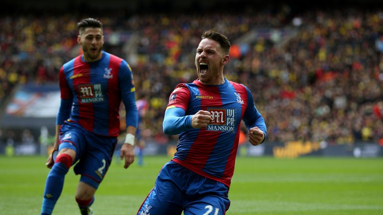 Crystal Palace will face Manchester United in the FA Cup final on May 21