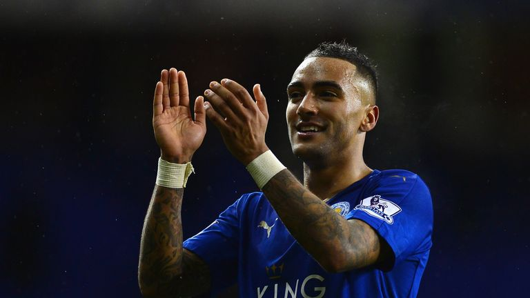 Danny Simpson returns to his former club Manchester United with Leicester on Super Sunday