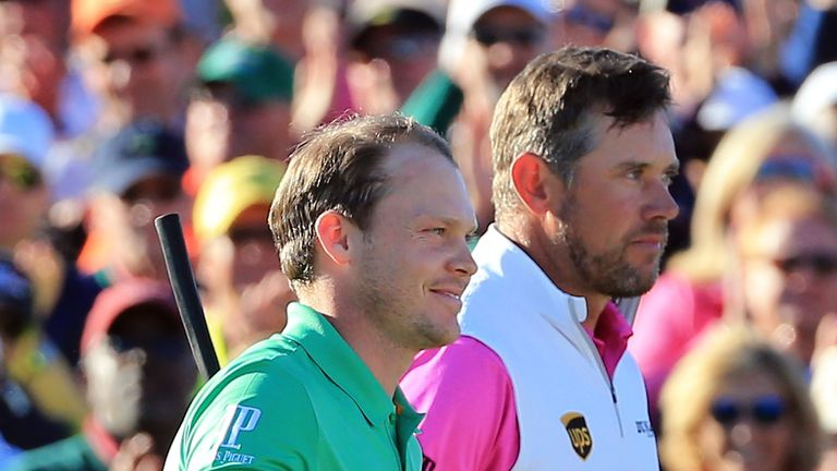 Westwood finished second to Danny Willett at this year's Masters, the latest in a long line of near misses at the majors