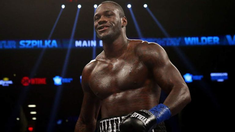 Wilder's fight against Povetkin is now in doubt