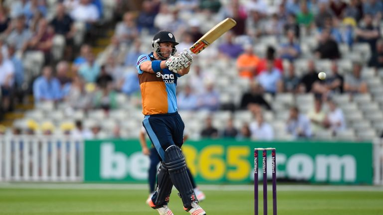 More than 820,000 people attended NatWest T20 Blast matches last year