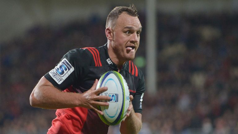 Israel Dagg has earned a re-call