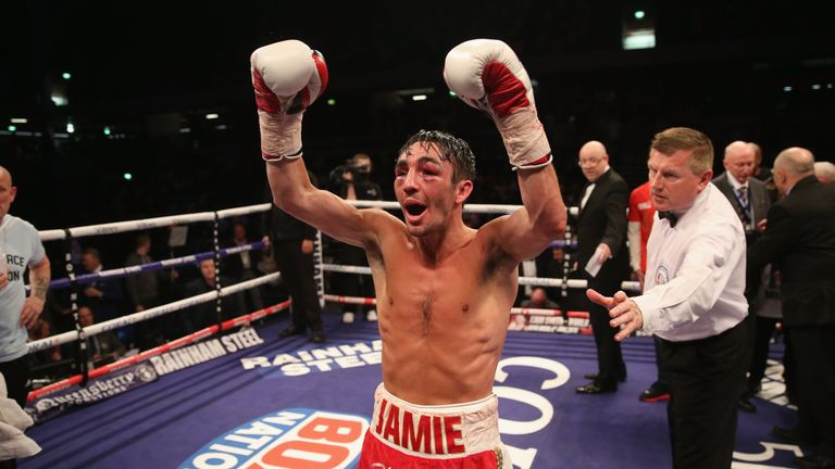 Conlan is the Commonwealth super-flyweight champion after winning an enthralling fight