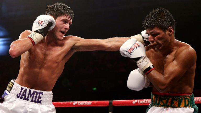 The WBA are hopeful that Jamie McDonnell (left) could face Rigondeaux