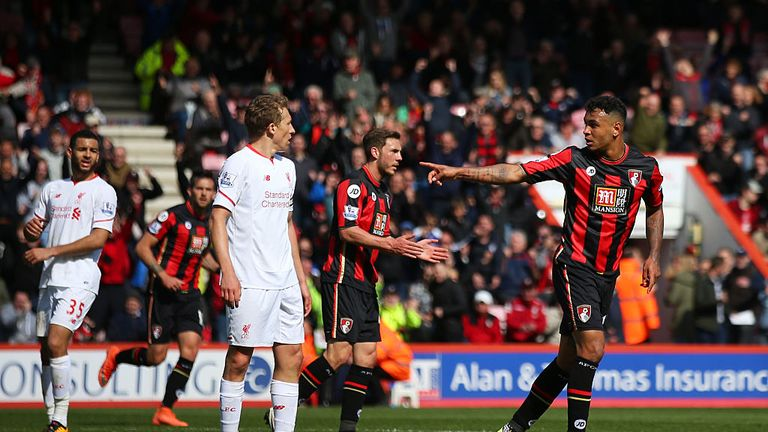 Joshua King scored his side's consolation goal