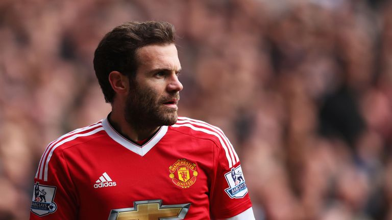 Juan Mata could be on his way out