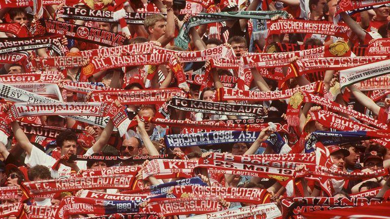 Kaiserslautern's title-winning side had no superstars