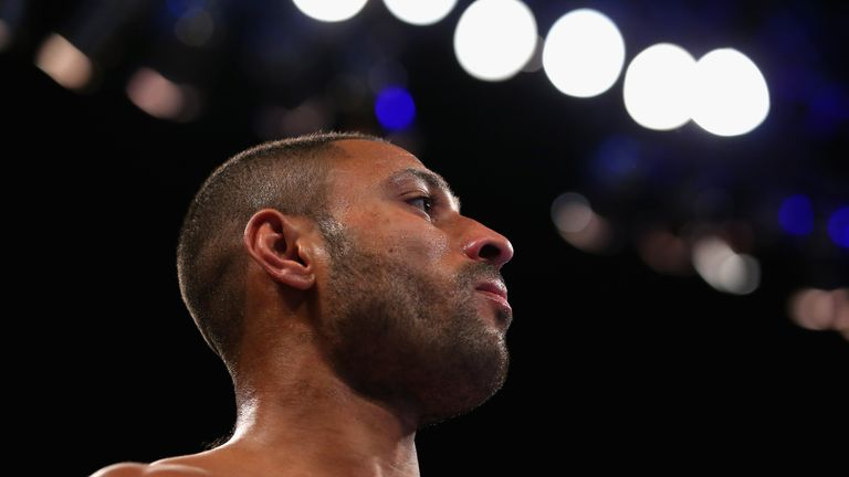 Kell Brook wants a big fight this summer
