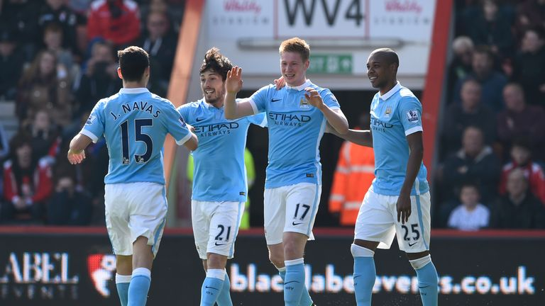 Man City beat Bournemouth 4-0 last Saturday, and Merse predicts another win for them live on Sky Sports