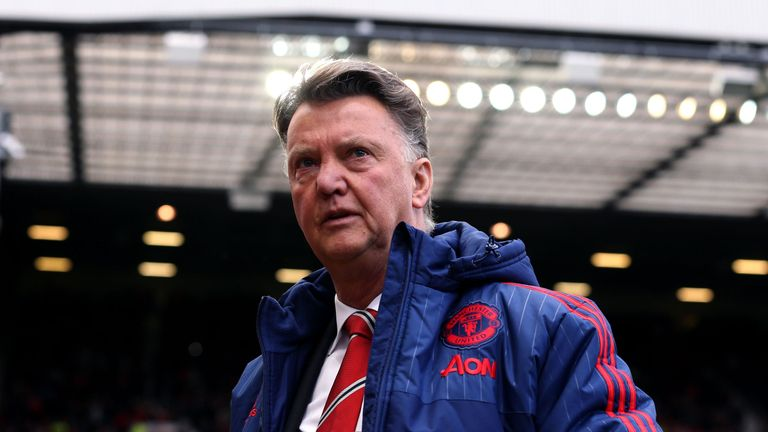 Louis van Gaal's future could hinge on whether Man Utd clinch a top-four spot, thinks Charlie Nicholas