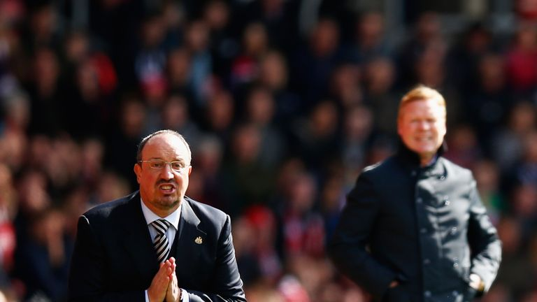 Newcastle manager Rafa Benitez wants to keep Moussa  Sissoko