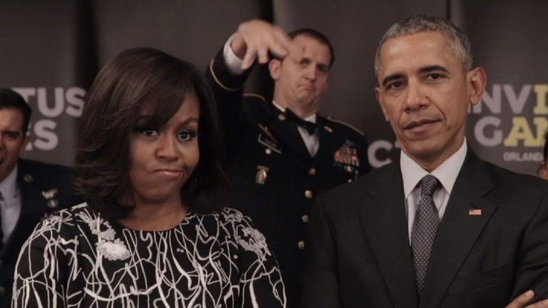 The Obamas sent a message to Prince Harry ahead of the Invictus Games