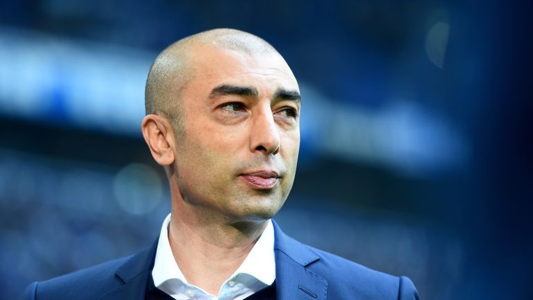 Roberto Di Matteo has been installed as the favourite to take over as manager
