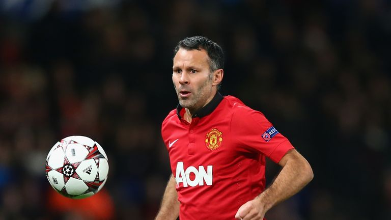 Ryan Giggs has been linked with the managerial post