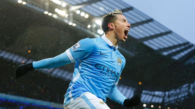 City are willing to sell Samir Nasri, according to Sky sources