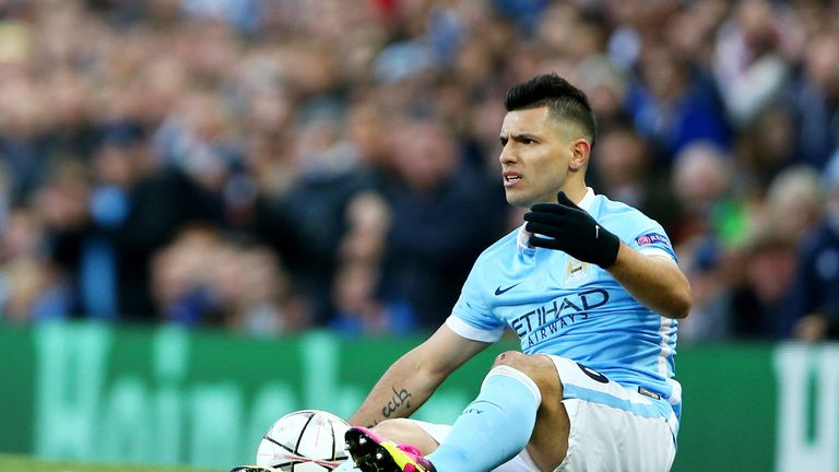Sergio Aguero will not be the main focus of Real Madrid's defensive efforts, says Zidane