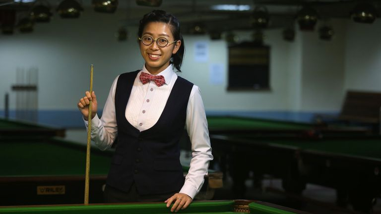 Ng On-Yee is the 2015 Ladies World Champion