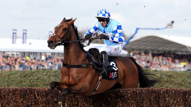 God's Own might prefer better ground but has plenty of placed Cheltenham form