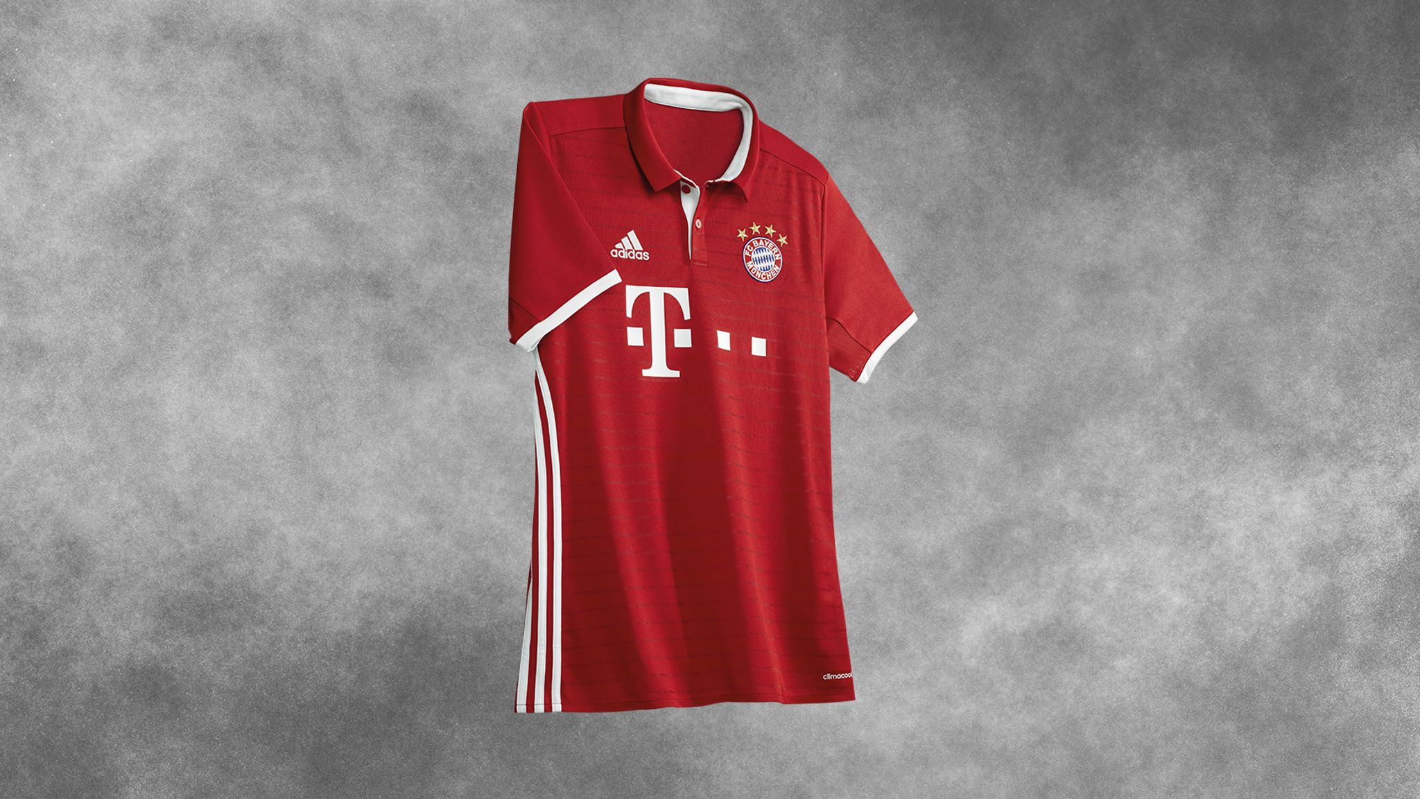 New football kits 2016/17: Bayern Munich, Juventus, Borussia