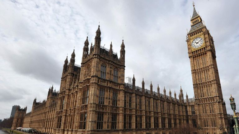 The 'COACH' exhibition is open to the public until October 19 at thePalace of Westminster