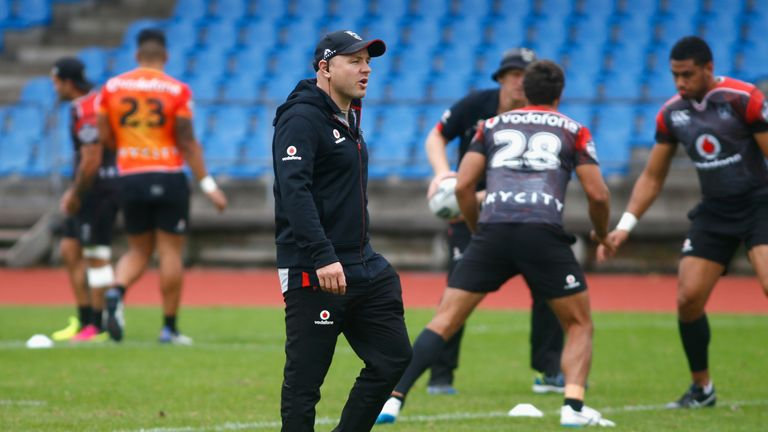 Andrew McFadden delighted with Warriors reaction