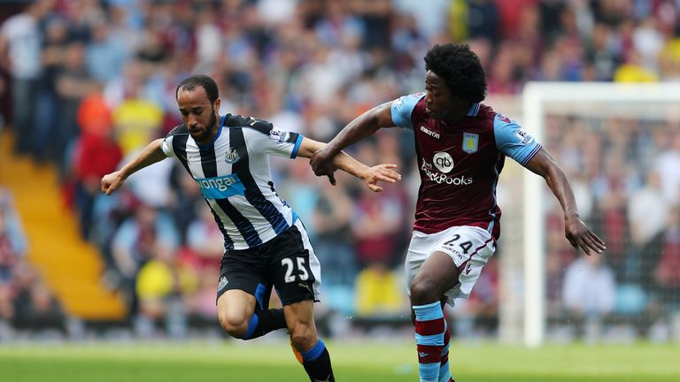 Townsend admits he did consider staying at Newcastle despite their relegation to the Championship