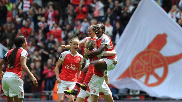 Arsenal Ladies renamed Arsenal Women