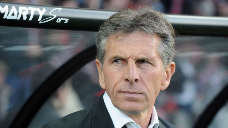 Claude Puel is pleased with his side's pre-season preparations