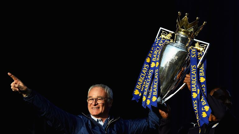 It is 12 months to the day since Leicester City appointed Claudio Ranieri