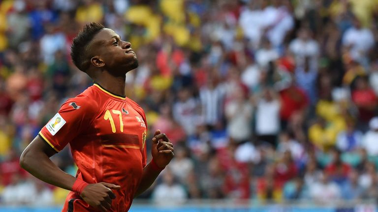 Divock Origi will look to take his fine form with Liverpool into Euro 2016