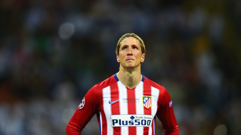 Fernando Torres has left AC Milan and is expected to sign for Atletico Madrid