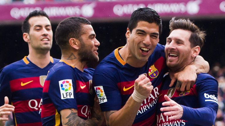 La Liga champions Barcelona have reportedly agreed a €155m-a-season kit deal with Nike