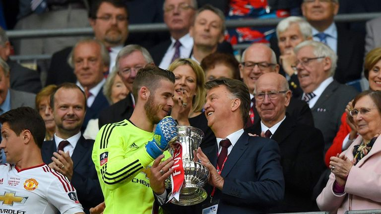 Manchester United won the FA Cup in dramatic fashion