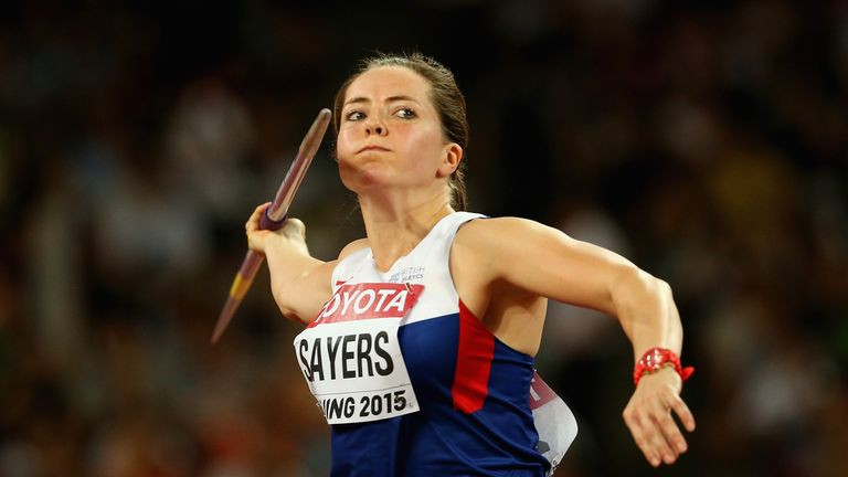 Goldie Sayers has also been upgraded to bronze following the anti-doping tests