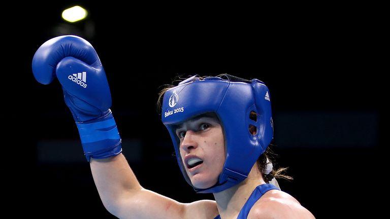 Katie Taylor's pro debut will be against Karina Kopinska of Poland