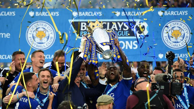 Sky Sports viewers will be able to follow this season's title race every step of the way